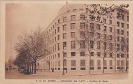 75] Paris > 15 E Ministere Des PTT Avenue De Saxe - Distrito: 15