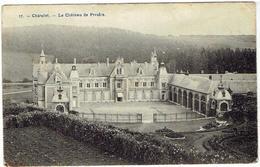 CHATELET - Le Château De Presles - Post Uberwachtungstelle Tamines - Cachet Allemand - Censure - Châtelet