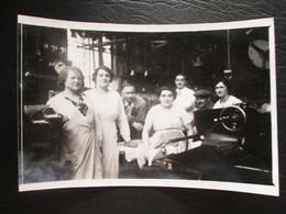 Photo D'usine De Tous Les Jours Année Juin 1936 Dim 10cm X 15cm TB - Personnes Anonymes