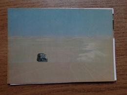 Republique Du Niger, Erg Du Tenere, Zone A Sud De L'oasis De Fachi (auto, Voiture, Car) --> Written - Niger