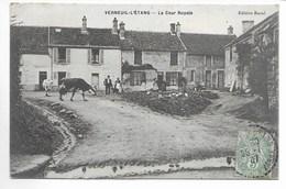 Verneuil-L'Etang  - La Cour Royale - Andere Gemeenten