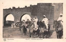 Flandrin Cavaliers Chevaux - Marokko