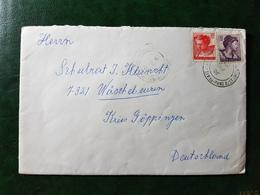 (5234) ITALIA STORIA POSTALE 1963 - 1961-70: Storia Postale