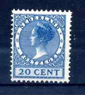 1924-27 OLANDA N.145 * - Period 1891-1948 (Wilhelmina)
