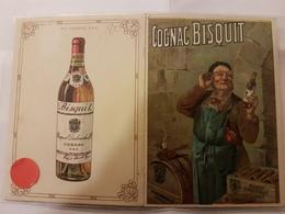 CALENDRIER 1940 COGNAC BISQUIT - Calendriers