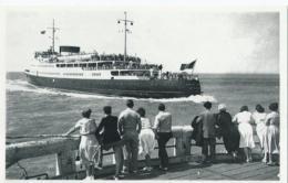 """Oostende - Ostende - La Malle - De Mailboot """"Koning Albert"""" - Boot - Bateau - Ship - Shiff - Oostende"""
