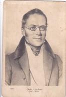 MUSIQUE,,,,,CARL  CZERNY,,,,,COMPOSITEUR,,,,1791- 1857,,,,,,PHOTO, GL.  MANUEL . FR,,,BE - Photos
