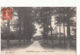 France 77 - Varreddes - La Route De Congis   : Achat Immédiat - Other Municipalities