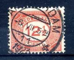 1921 OLANDA N.104 USATO - 1891-1948 (Wilhelmine)