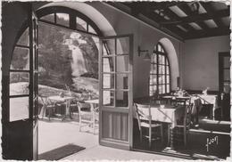 Hautes  Pyrénées :  PONT  D '  ESPAGNE , Vue De  L  Hôtel  , Posté  à  Lourdes - Frankrijk