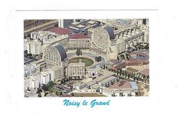 Cpm - 93 - Noisy Le Grand - Les Arènes De Picasso - Architecte Manolo Nunez - 1996 - Tennis - Immeubles - Noisy Le Grand