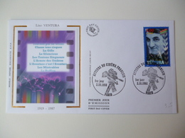 Enveloppe Ier Jour FDC 1998  Lino Ventura - FDC