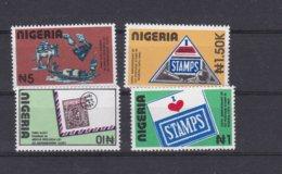 Nigeria 1994 Postage Stamps Jubilee 4 Stamps MNH/**   (M37) - Nigeria (1961-...)