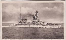 "Bateau   Guerre :  Cuirassé  Amiral ""  Lorraine "" - Guerre"