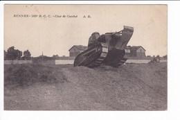RENNES - 505è R.C.C. - Char De Combat   -   A.B. - Rennes