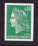 France N° 1536A Non Dentelé Neuf ** - Francia