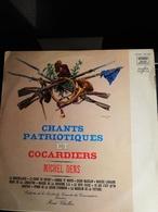 """Vinyle 33T """"Chants Patriotiques Et Cocardiers """" Michel DENS Orchestre De La Sté Des Concerts Du Conservatoire - Vinyl Records"""