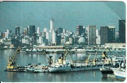 ARGENTINA(Urmet) - Buenos Aires Harbour, Telecom Argentina Telecard, First Issue, Mint - Argentina