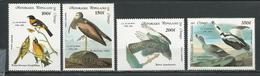 CONGO Scott C338-C341 Yvert PA332-PA335 (4) ** Cote 8,20 $ 1985 - Congo - Brazzaville