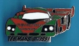 PIN'S //   ** LE MANS / 1991 / MAZDA 787 B. / N° 55 / PILOTES Volker WEIDLER ** - F1
