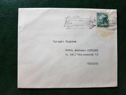 (5331) ITALIA STORIA POSTALE 1965 - 1946-.. République