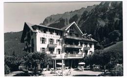CH-5103   WENGEN : Hotel Brunner - BE Berne