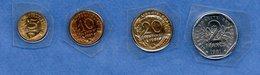 Lot De 4 Monnaies De 198148  -  Scéllées - Z. FDC