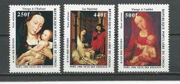 CONGO Scott C364-C366 Yvert PA358-PA360 (11) ** Cote 11,75 $ 1986 - Congo - Brazzaville