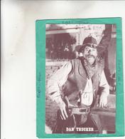 DAN TRUCKER LES COW BOYS DE L'OUEST AMERICAIN - Postcards