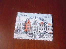 OBLITERATION RONDE SUR TIMBRE NEUF  5215 - Frankreich