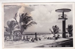 PRAIA DE BOA VIAGEM. RECIFE. CIRCA 1930s BRASIL -BLEUP - Recife