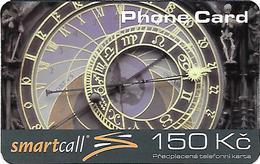 Czech Republic: Smartcall - Prague, Staroměstský Orloj (astronomical Clock) - Tschechische Rep.