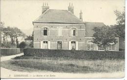Longfossé - La Mairie Et Les écoles - France