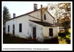 2001  --  LA MAISON FORESTIERE DU ROND POINT D AULNAY 17 ..  3Q066 - Vieux Papiers