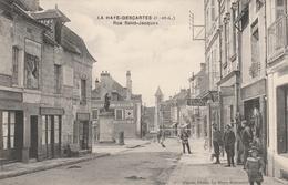 La Haye Descartes - France