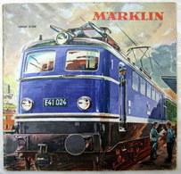 MÄRKLIN Katalog 1960/61 Sammlerstück Gutschein Modellbau Modelleisenbahn - HO Scale