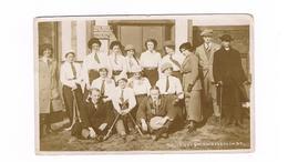 Hockey Team English Women Very Rare - Non Classés