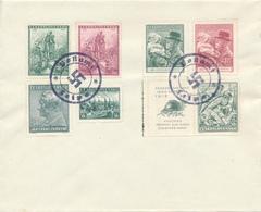 Postamt LEIPA -  Verschiedene Ausgaben - Briefe U. Dokumente