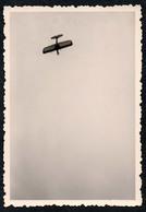 B9978 - TOP Foto - Abstrakt Abstract - Schnappschuß Snapshot Modellflugzeug Sturzflug - Fotografie