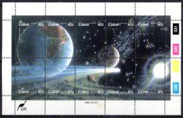 CISKEI - Passage De La Comète De Haley - Ciskei