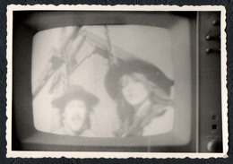B9981 - TOP Foto - Abstrakt Abstract - Fernseher Television - Fotografie