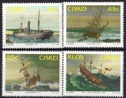 CISKEI - Navires Naufragés - Ciskei