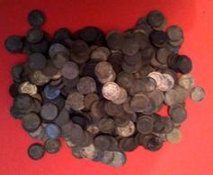 ** FRANCE -  50 Cmes MORLON Bronze/Aluminium -- Lot De + De 400 Pièces  ** - France