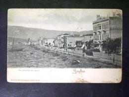 ESTERO -TURKIA -SMYRNE IZMIR -F.P. LOTTO N°642 - Turkménistan
