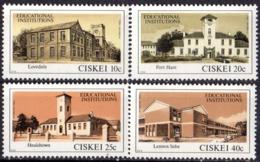 CISKEI - Ecoles - Ciskei