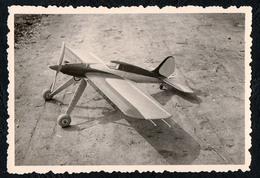B9991 - TOP Foto - Modellflugzeug Flugzeug Modell Propellerflugzeug - Fotografie