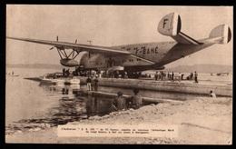 1947  --  L HYDRAVION S.E. 200 FAISANT SES ESSAIS A MARIGNANE  3Q076 - Vieux Papiers