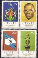 CISKEI - Indépendance - Ciskei