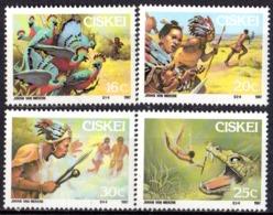 CISKEI - Folklore Africain 1987 - Ciskei