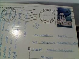 CARD STAMP SELO TIMBRE Grèce Hellas 1995 - Anniversari E Avvenimenti - 90d. Usato - UNIF. Nr. 1856 GX5968 - Grecia